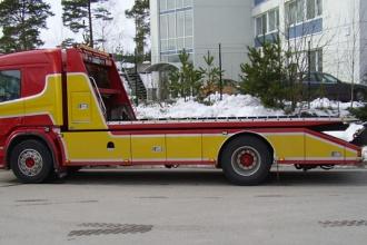 Tungflak Scania