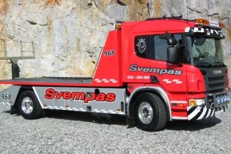 Tungflak Scania 2