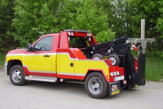 Garagebärgare Chevrolet
